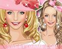 تلبيس أميرة عيد الحب