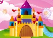 ديكور القلعة الخيالية
