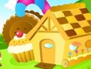 ترتيب بيت الشوكولاتة