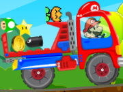 شاحنة سوبر ماريو 2