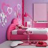 ترتيب الغرفة الوردية