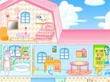 ترتيب المنزل الوردي