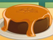 كيكة البرتقال بالشوكولاتة