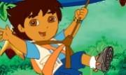 مغامرة دييغو في الغابات المطيرة