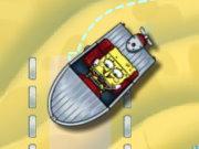 توقيف قارب سبونج بوب
