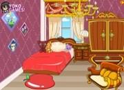 ديكور غرفة الأميرة