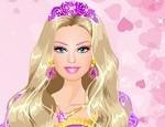 تلبيس الأميرة باربي