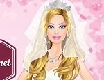 تلبيس العروسة باربي