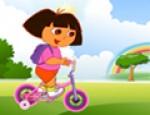 مغامرات دراجة دورا