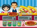 متجر البيتزا الساخنة