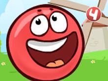 الكرة الحمراء 4